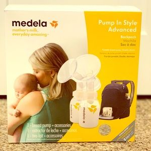 Brand New/Sealed Medela Pump In Style Advanced